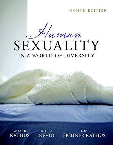 9780205821754: Human Sexuality in a World of Diversity (case) with MyPsychKit (8th Edition)