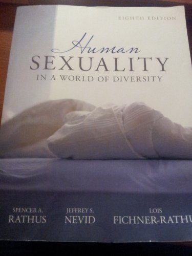 9780205821792: Human Sexuality in a World of Diversity (paperback) with MyPsychKit (8th Edition)