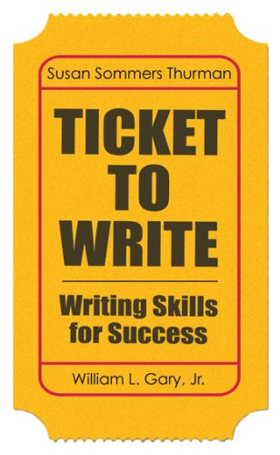 9780205822751: Ticket to Write: Writing Skills for Success