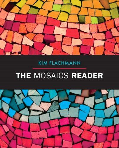 9780205823024: The Mosaics Reader (Flachmann Mosaics Series)