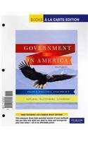 Government in America: People, Politics, and Policy,: Wattenberg, Martin P.,