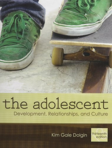 9780205826766: The Adolescent: Development, Relationships, and Culture with MyDevelopmentLab and Pearson eText (13th Edition)