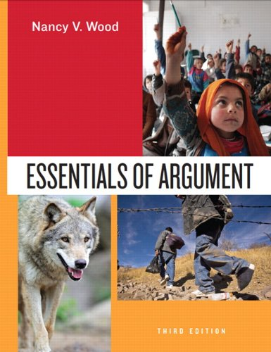 9780205827022: Essentials of Argument (3rd Edition)