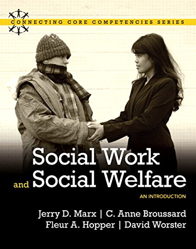 9780205827893: Social Work and Social Welfare: An Introduction with MySocialWorkLab and Pearson eText (Connecting Core Competencies)