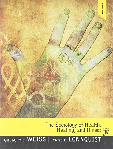 9780205828838: The Sociology of Health, Healing, and Illness (7th Edition)