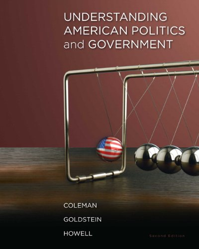 9780205829330: Understanding American Politics and Government (Paperback) (2nd Edition)