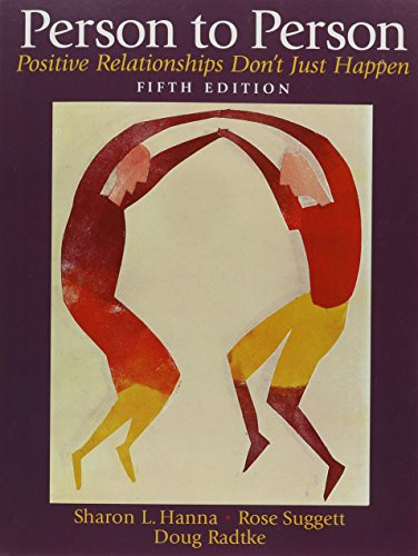 9780205831548: Person to Person and Golden Personality Type Profiler (5th Edition)