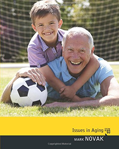 9780205831951: Issues in Aging (3rd Edition)