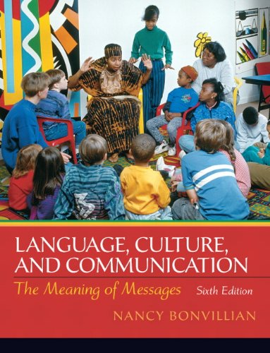 9780205832095: Language, Culture and Communication (6th Edition)