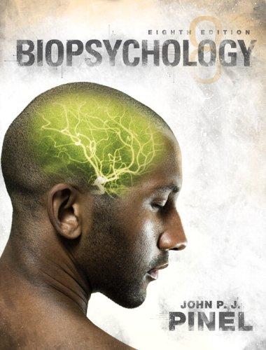 9780205832569: Biopsychology (8th Edition)