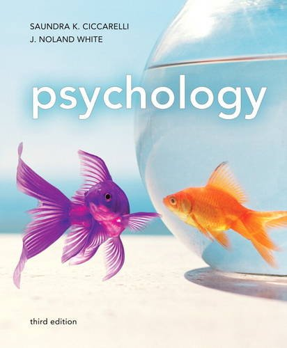 9780205832576: Psychology (3rd Edition)