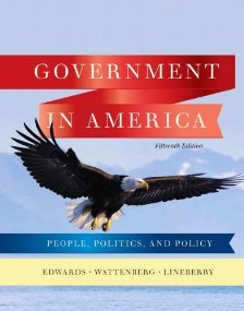 9780205834716: Government in America: People, Politic1s, and Policy, 5th Edition