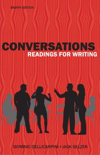 9780205835119 Conversations Reading For Writing 8th Edition
