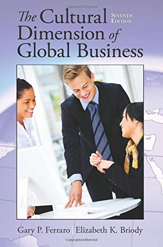 9780205835591: The Cultural Dimension of Global Business