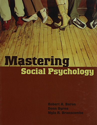9780205838103: Mastering Social Psychology with MyPsychLab and Pearson eText