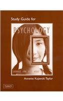 Study Guide for Psychology: Inquiry to Understanding: Scott O. Lilienfeld,
