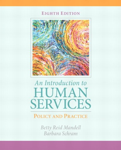 9780205838851: Introduction to Human Services: Policy and Practice, An (8th Edition)