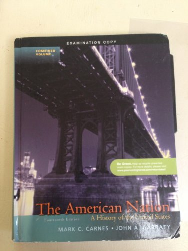 9780205841066: The American Nation: A History of the United States