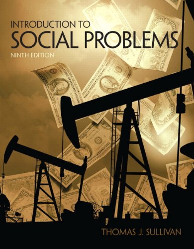 9780205841769: Introduction to Social Problems (9th Edition)