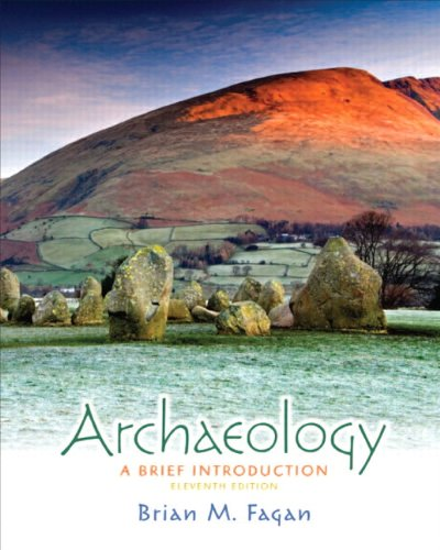 9780205843237: Archaeology: A Brief Introduction Plus MySearchLab with eText -- Access Card Package (11th Edition)