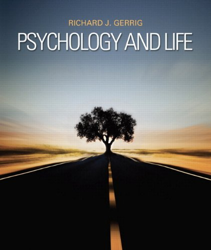 9780205843374: Psychology and Life Plus NEW MyPsychLab with eText -- Access Card Package: (20th Edition)