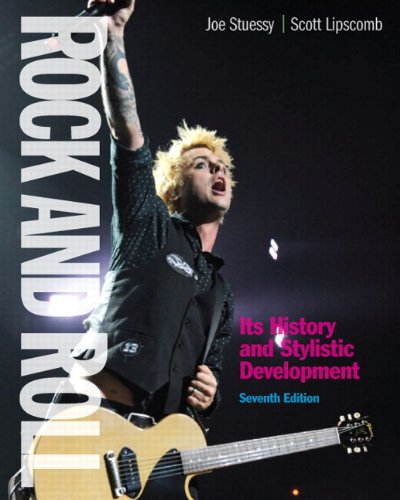 9780205843923: Rock and Roll: Its History and Stylistic Development