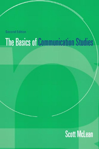 9780205844289: Basics of Communication Studies Plus MySearchLab with eText -- Access Card Package (2nd Edition)