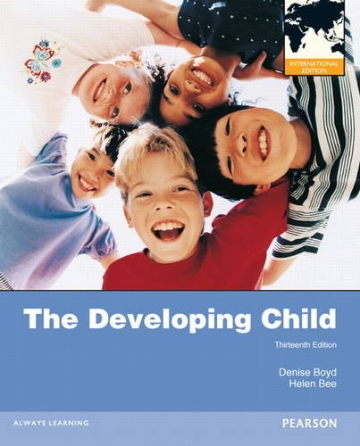 9780205844487: The Developing Child