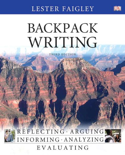 9780205846399: Backpack Writing (3rd Edition)