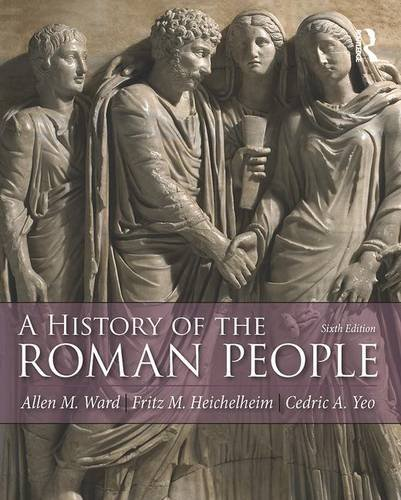9780205846795: A History of the Roman People