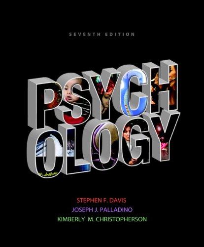 9780205846849: Psychology