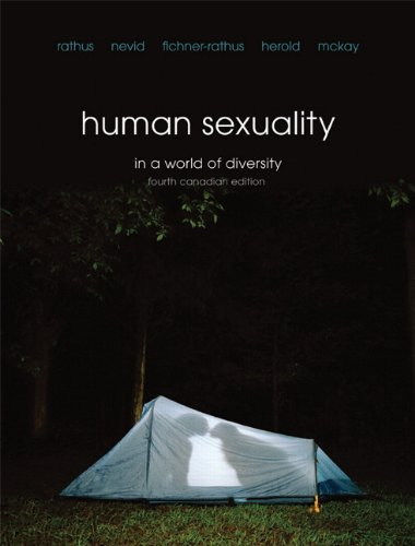 9780205848744: Human Sexuality in a World of Diversity, Fourth Canadian Edition with MySearchLab (4th Edition)