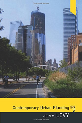 9780205851737: Contemporary Urban Planning