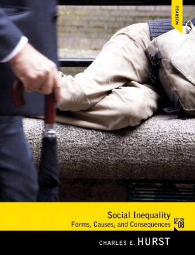 9780205852000: Social Inequality: Forms, Causes, and Consequences Plus MySearchLab with eText -- Access Card Package (8th Edition)