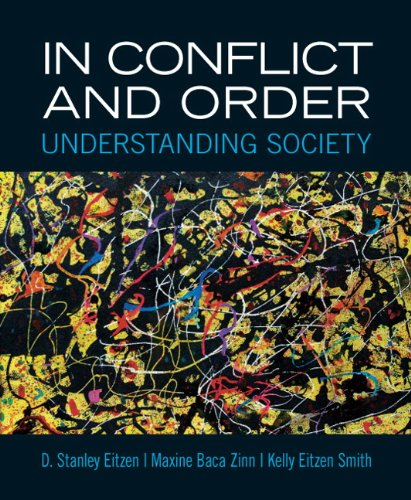 9780205854417: In Conflict and Order: Understanding Society (13th Edition)