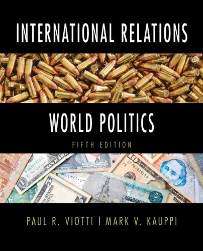 9780205854646: International Relations and World Politics (5th Edition)