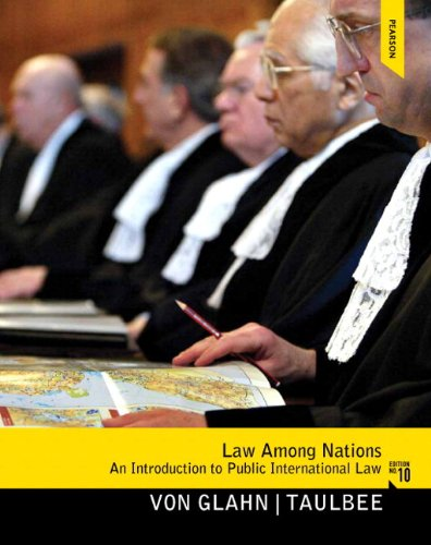 9780205855940: Law Among Nations: An Introduction to Public International Law Plus MySearchLab with eText - Access Card Package (10th Edition)