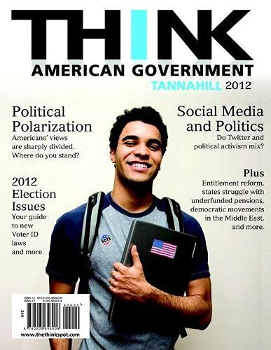 9780205856008: THINK: American Government 2012 (4th Edition)