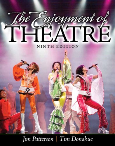 9780205856152: The Enjoyment of Theatre (9th Edition)