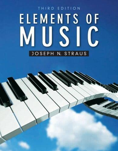 9780205858200: Elements of Music [With Access Code]