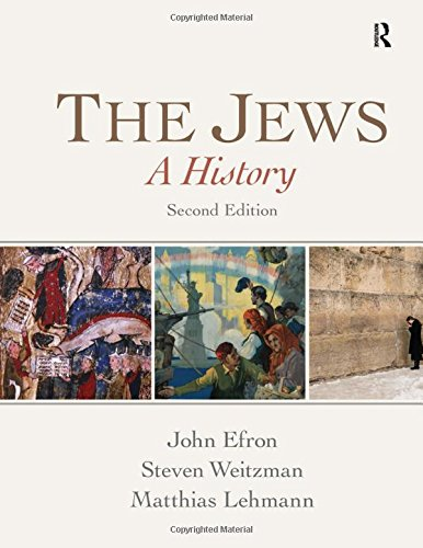 9780205858262: The Jews: A History