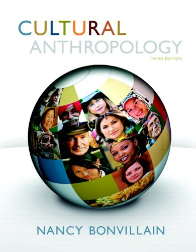 9780205860364: Cultural Anthropology (3rd Edition)