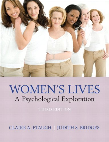 9780205860579: Women's Lives: A Psychological Exploration Plus MySearchLab with eText -- Access Card Package (3rd Edition)
