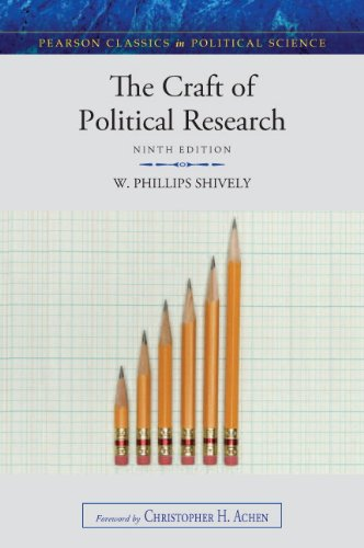 9780205860609: Craft of Political Research, The Plus MySearchLab with eText -- Access Card Package (9th Edition)