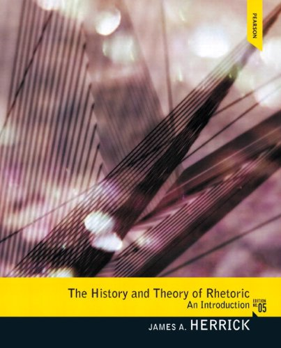 9780205860852: The History and Theory of Rhetoric: An Introduction Plus MySearchLab with eText -- Access Card Package (5th Edition)
