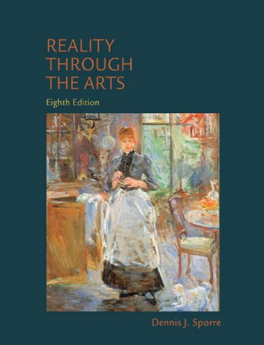 9780205861149: Reality Through the Arts Plus MySearchLab with eText -- Access Card Package (8th Edition)