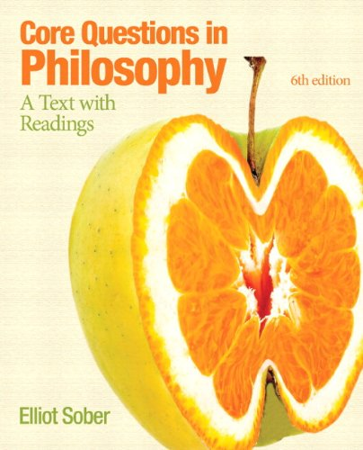 9780205861156: Core Questions in Philosophy: A Text with Readings Plus MySearchLab with eText -- Access Card Package (6th Edition) (MyThinkingLab Series)