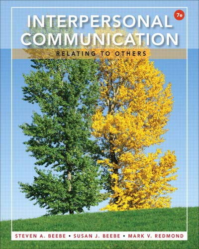 9780205862733: Interpersonal Communication: Relating to Others (7th Edition)