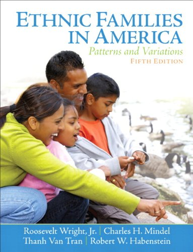 9780205863556: Ethnic Families in America: Patterns and Variations Plus MySearchLab with eText -- Access Card Package (5th Edition)