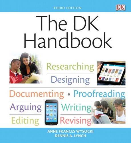 9780205863808: The DK Handbook